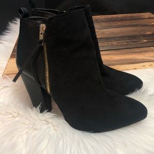 Mossimo Suede Booties